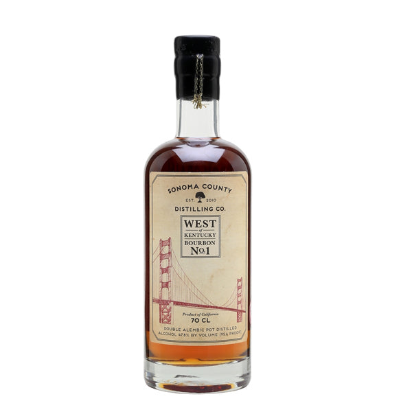 Sonoma County Kentucky Bourbon - thedropstore.com