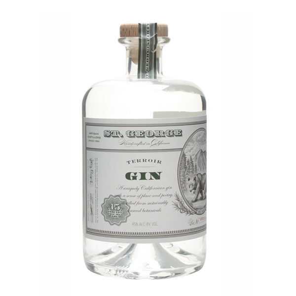St George Terroir Gin - thedropstore.com