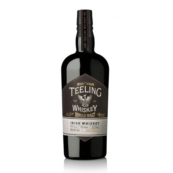 Teeling Single Malt Irish Whiskey 46% 70cl - thedropstore.com