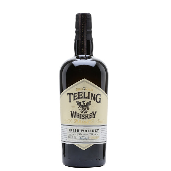 Teeling Small Batch Blended Irish Whiskey 46% 70cl - thedropstore.com