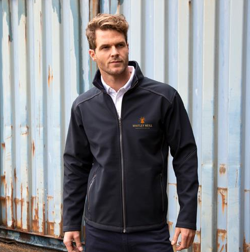 Whitley Neill Black Branded Jacket - thedropstore.com