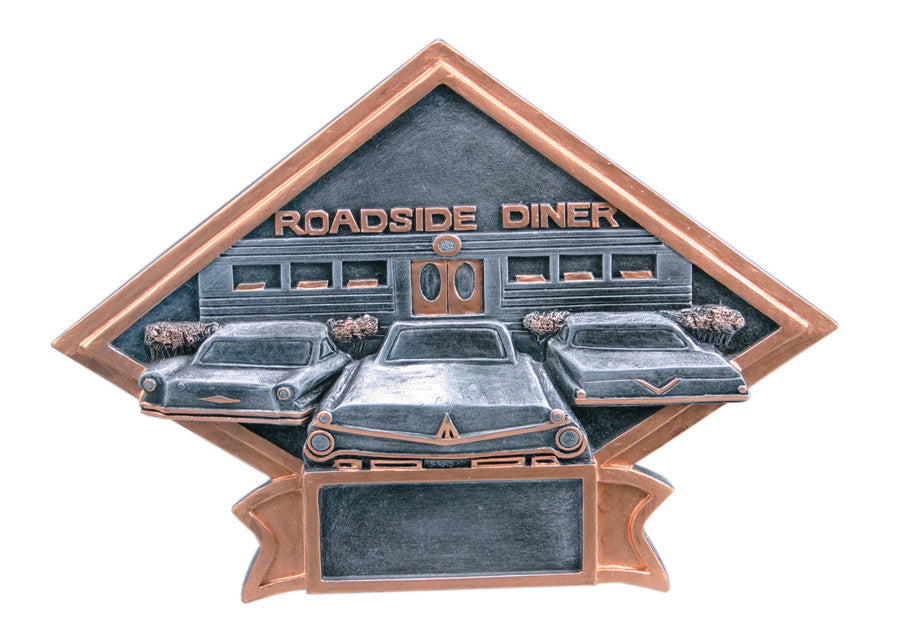 Car Show Diamond Plate Resins