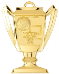 Trophy Medals - Basketball