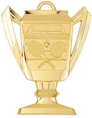 Trophy Medals - Tennis