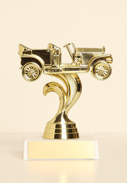 "Antique Car Figure on Base 6"" Trophy"