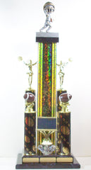 Fantasy Football 25 inch, 5 Post Trophy