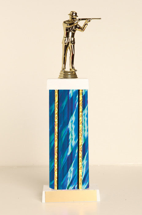 Civilian Rifleman Square Column Trophy
