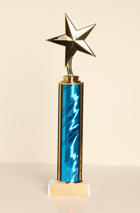 Star Tube Trophy