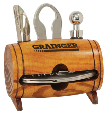 Barrel Wine 4 Piece Set