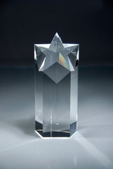 Optical Crystal Clear Star Award