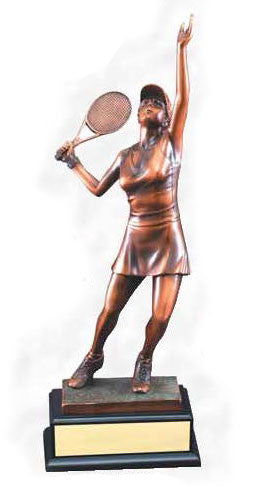 Gallery Resin Tennis, Female 17-1/2 inch