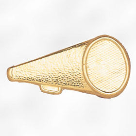 Sports and Chenille Pins - Megaphone