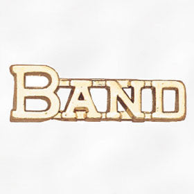 Sports and Chenille Pins - Band