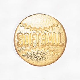 Sports and Chenille Pins - Softball