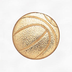 Sports and Chenille Pins - Basketball