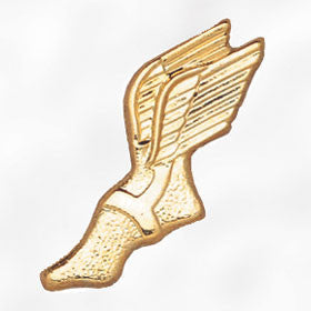 Sports and Chenille Pins - Winged Foot