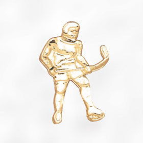 Sports and Chenille Pins - Hockey Player