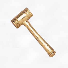 Sports and Chenille Pins - Gavel