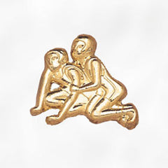 Sports and Chenille Pins - Wrestlers