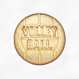Sports and Chenille Pins - Volleyball