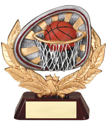 Stamford Series Resin Basketball 5-1/2  inch