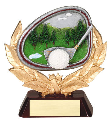 Stamford Series Resin Golf 5-1/2  inch