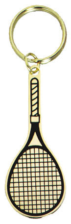 Tennis Key Chain
