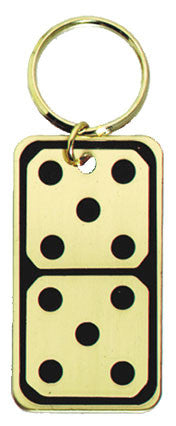 Domino Key Chain