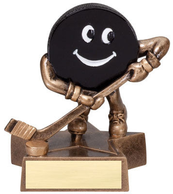 Little Buddy Hockey Resin 4-1/2  - Economical Participant Award!