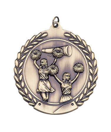 Sport Medals - Cheerleading