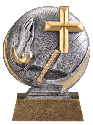 Motion Xtreme Icon Religion 5 inch Resin Sculpture
