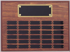 Perpetual 30 Plate Plaque 12 inch x 16 inch
