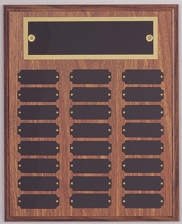 Perpetual 24 Plate Plaque 10-1/2 inch x 13 inch