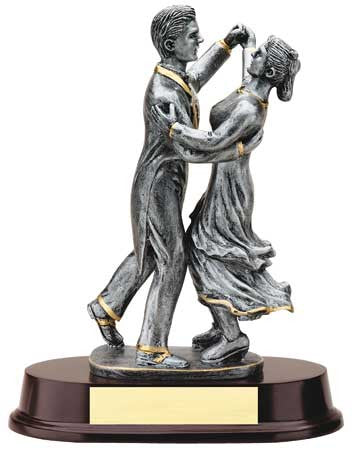 Dance Couple 9 inch