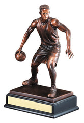 Gallery Resin Basketball, Male 14-1/2 inch