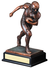 Gallery Resin Football, Male 13 inch