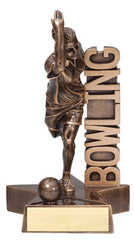 Billboard Series Female Bowling Resin 6-1/2  or 8-1/2  inch