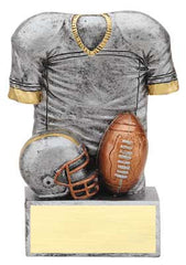 Football Jersey Resin 4-1/2 inch   - Resin  Stands