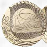 Economical Series Medals - Basketball