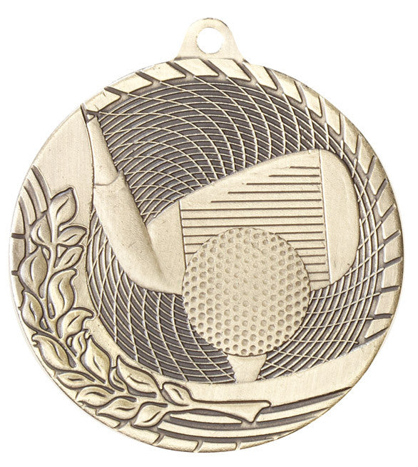 Economical Series Medals - Golf