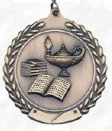 Economical Series Medals - Lamp Of Know.
