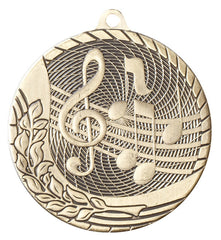 Economical Series Medals - Music