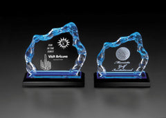 ACRYLIC AWARDS - Impress Reflection Series - 6 inchx 6 inch