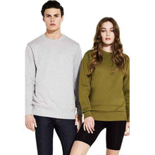 Laden Sie das Bild in den Galerie-Viewer, SweatShirt Unisex EP62 Melange Grey