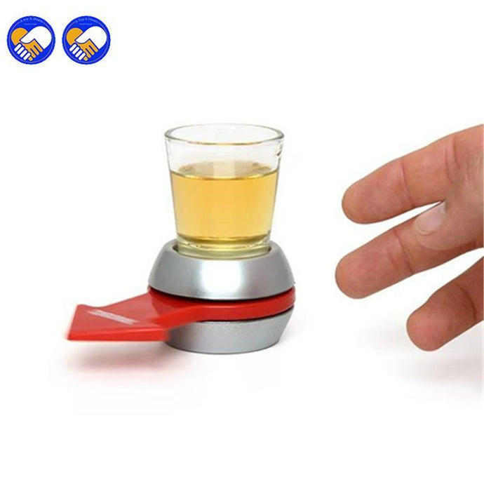 THE SHOT GLASS GAME