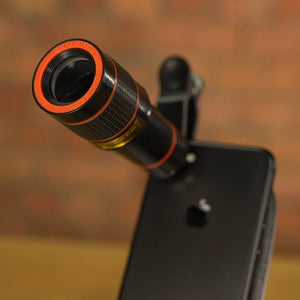 TELESCOPIC MOBILE LENS