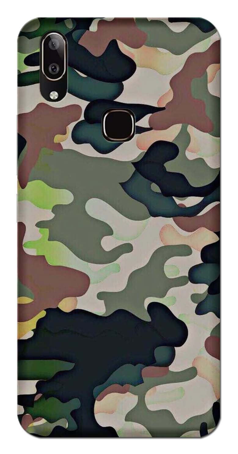 Military Camouflage Patterns for Vivo V9 Pro
