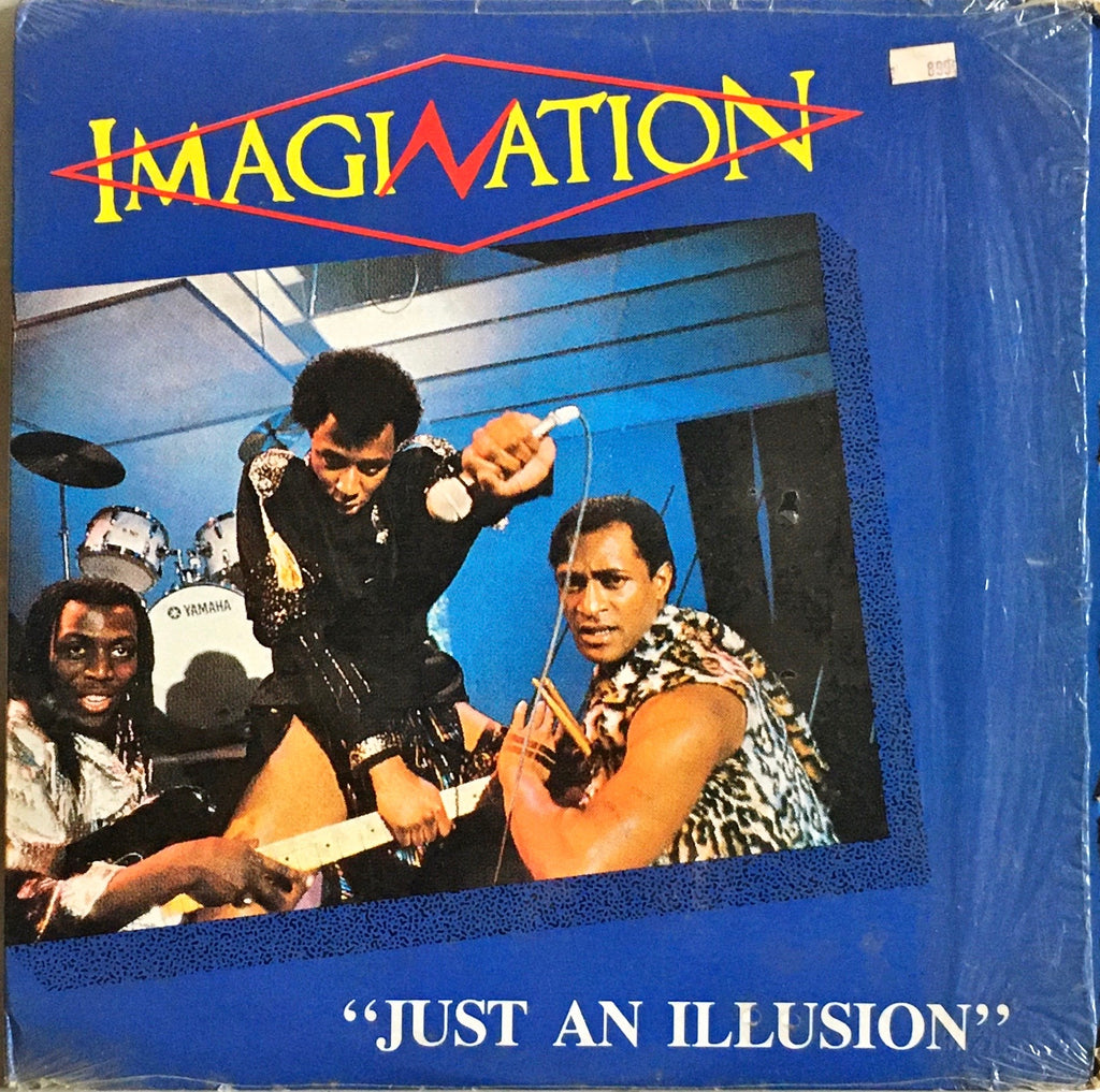 Imagination ‎– Just An Illusion - monads records