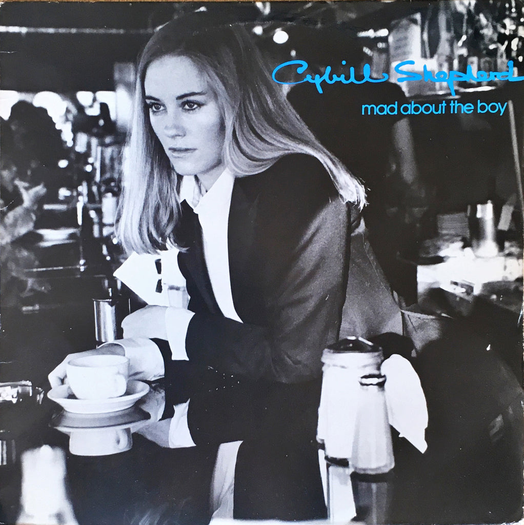 Cybill Shepherd ‎– Mad About The Boy - monads records