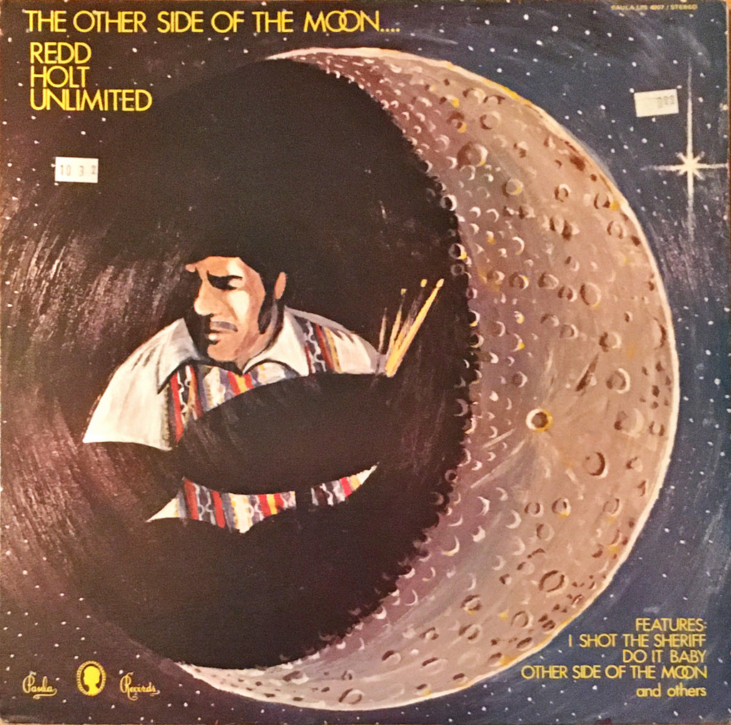 Redd Holt Unlimited ‎– The Other Side Of The Moon - monads records